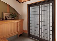 リシェント玄関引戸のイメージ画像