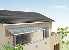 テラス屋根のイメージ画像