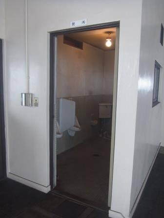 竹原屋本店の☆トイレ改修☆入口ドア(オーダー品)(*^▽^*)の施工後の写真1