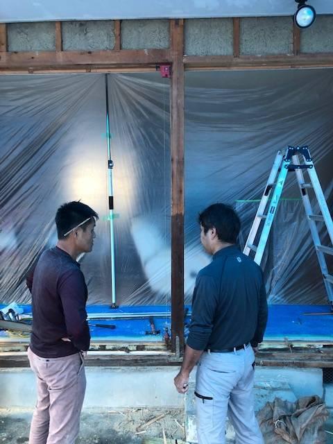 セレックスの窓の交換工事の施工前の写真3