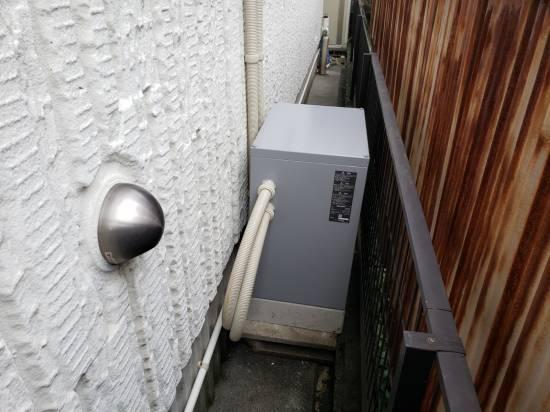 セレックスの蓄電池の設置施工事例写真1