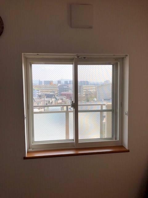 セレックスのインプラス 内窓 設置の施工後の写真2