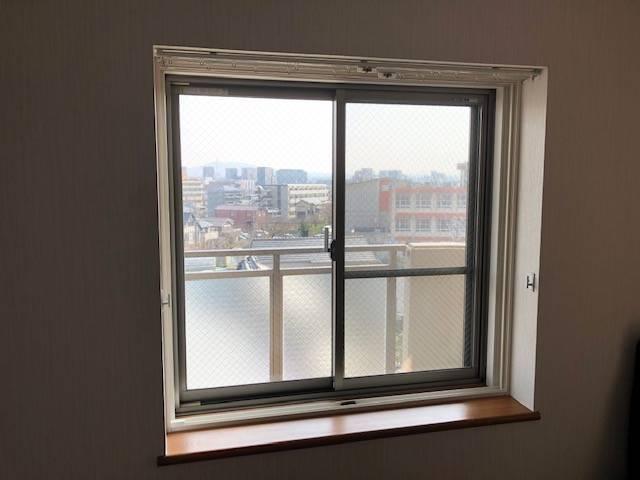 セレックスのインプラス 内窓 設置の施工前の写真3