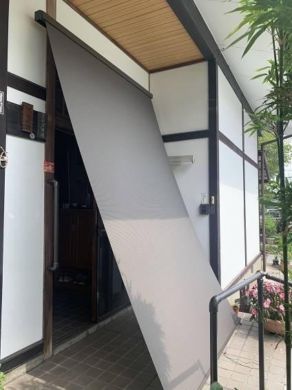 小林エコ建材の「これいいですね!」訪問客の方が興味津々ですの施工後の写真2
