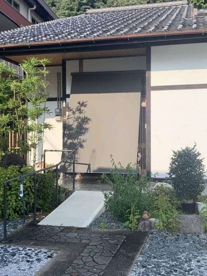 小林エコ建材の「これいいですね!」訪問客の方が興味津々です施工事例写真1