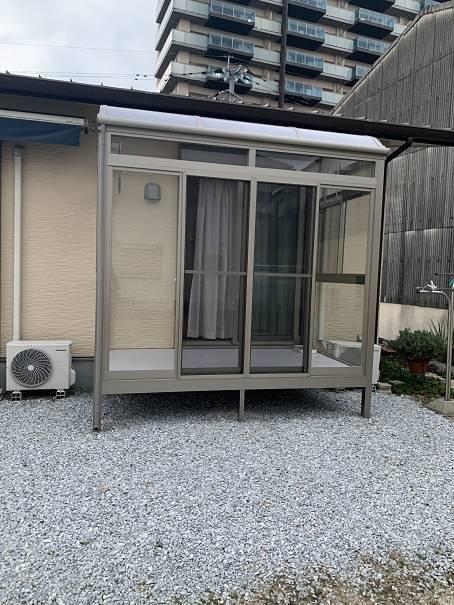 小林エコ建材のくつろげるスペースができました☆の施工後の写真2