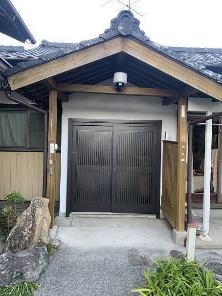 小林エコ建材の鍵が壊れて開かなくなった玄関、出入りが不便ですの施工後の写真3