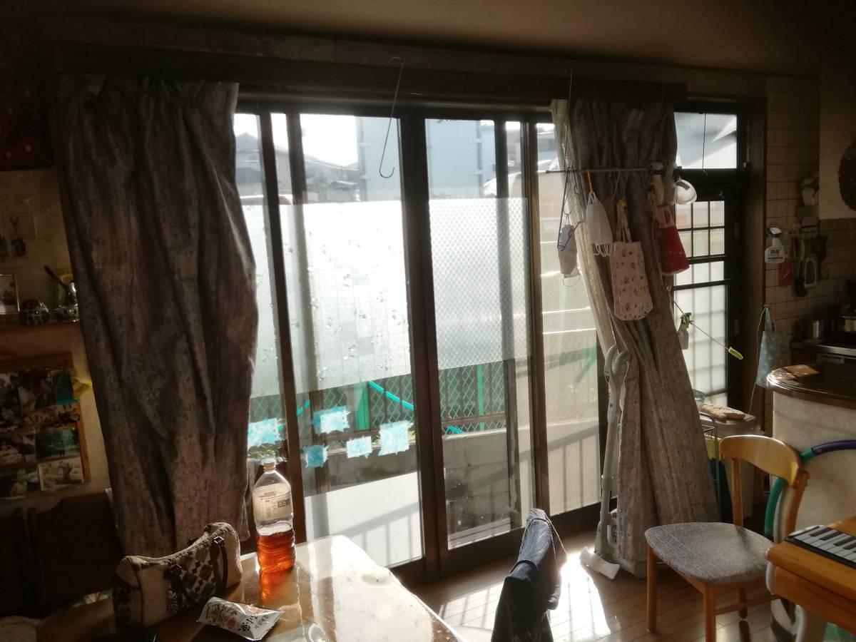 葵トーヨーのインプラス新設工事の施工前の写真1