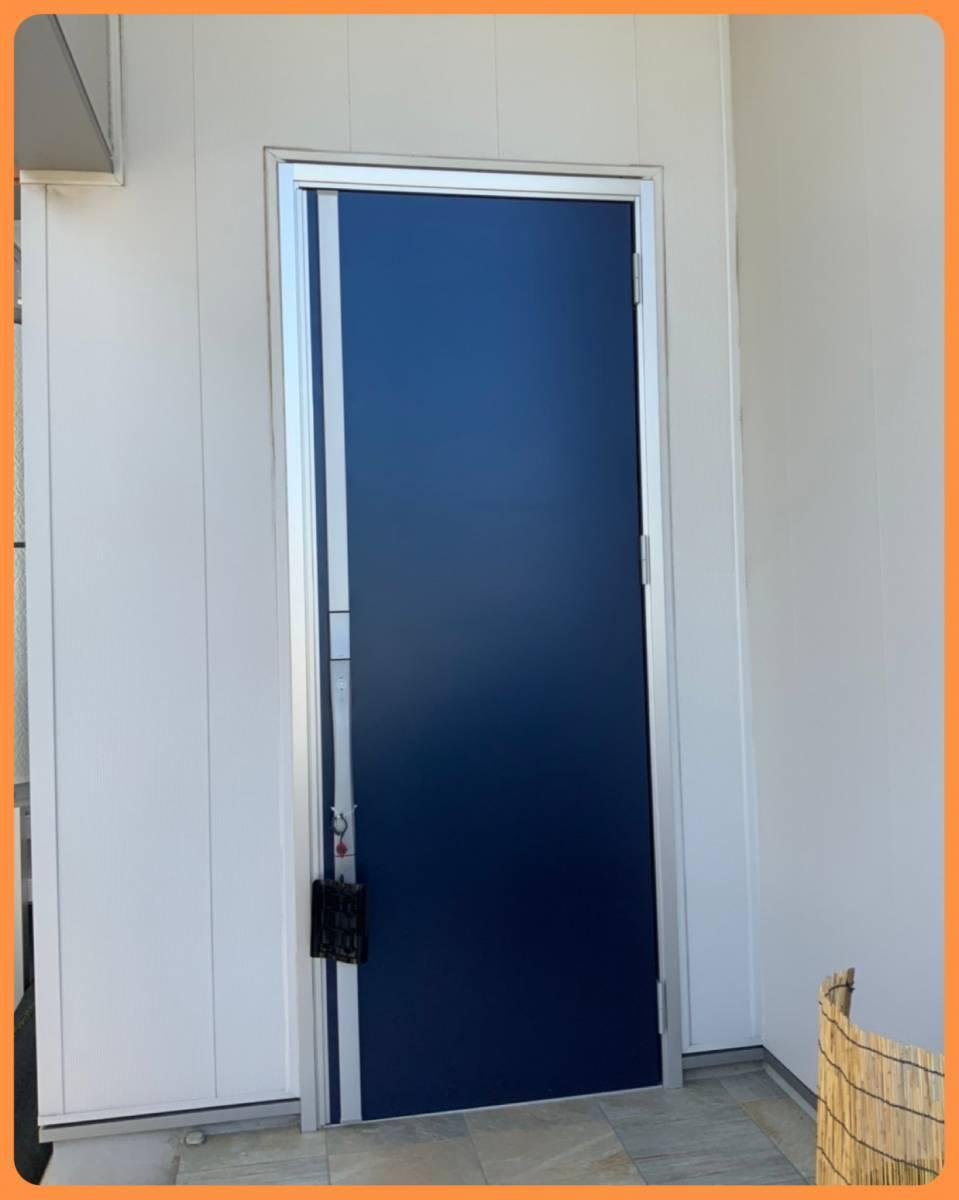 MITSUWA 西尾の玄関だって換気したい!の施工前の写真2