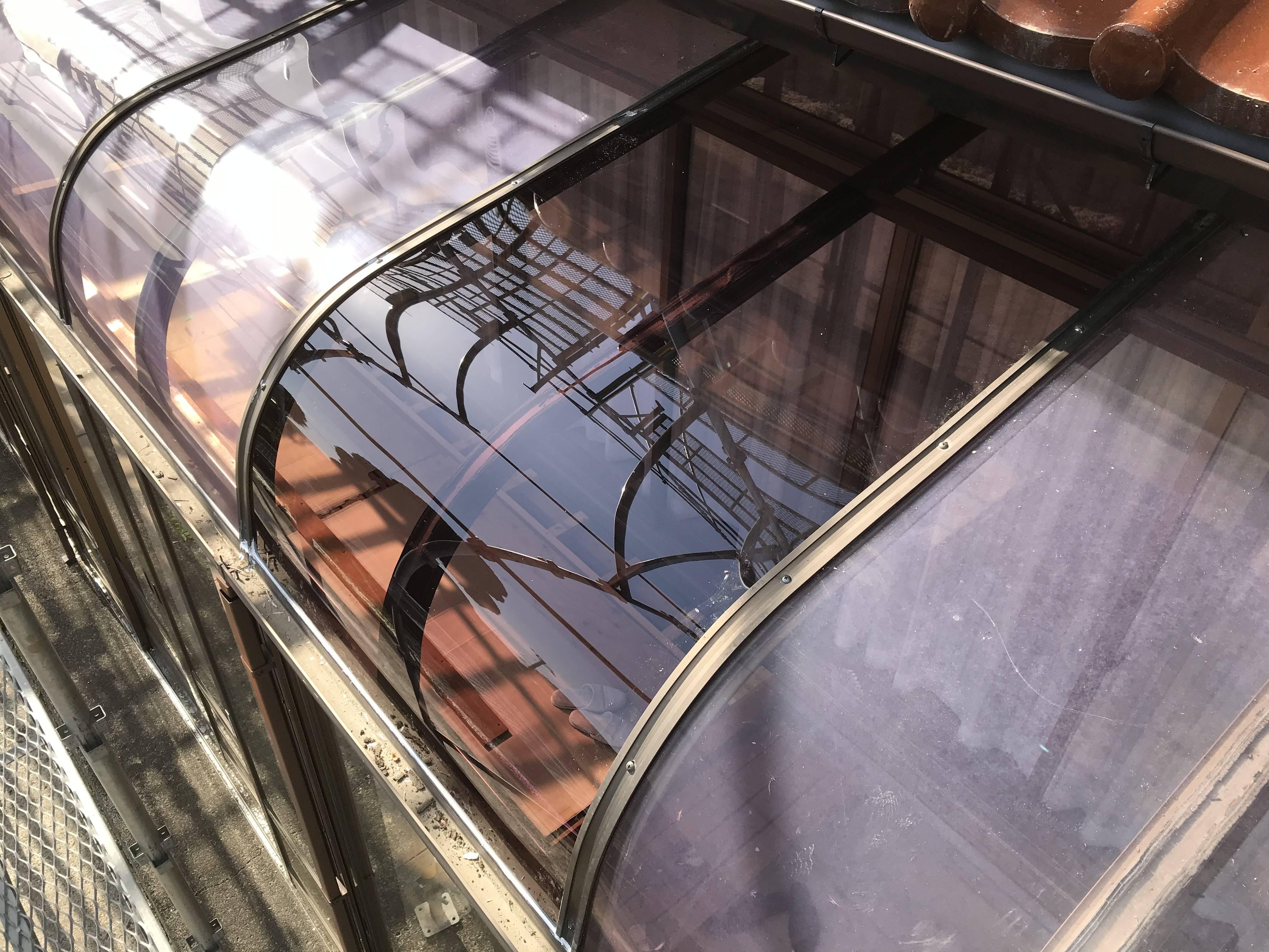 屋根パネルの交換 名取トーヨー住器の現場ブログ 写真2