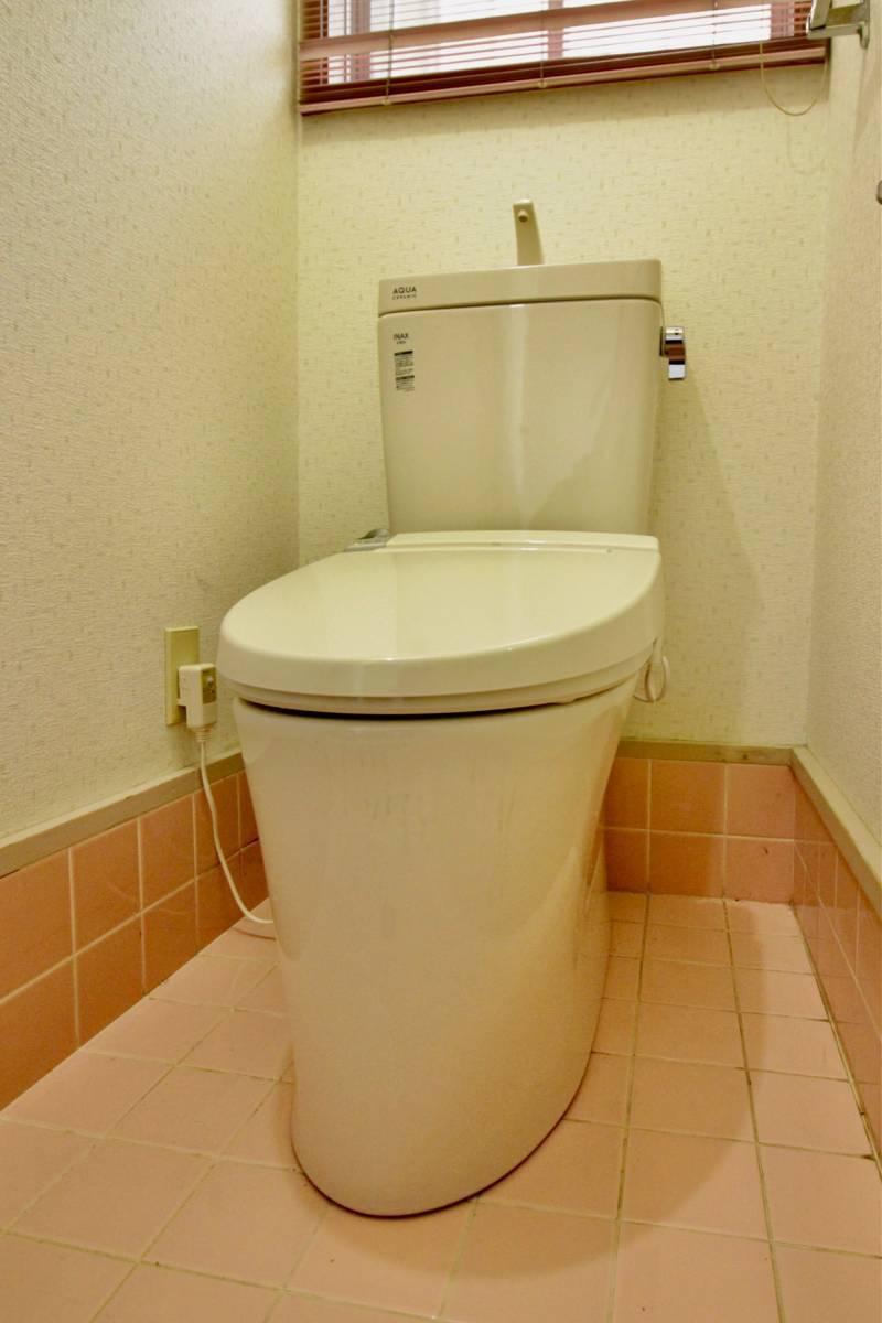 塚本住建のトイレが新しくなりましたの施工後の写真1