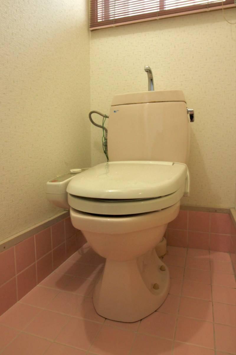 塚本住建のトイレが新しくなりましたの施工前の写真1