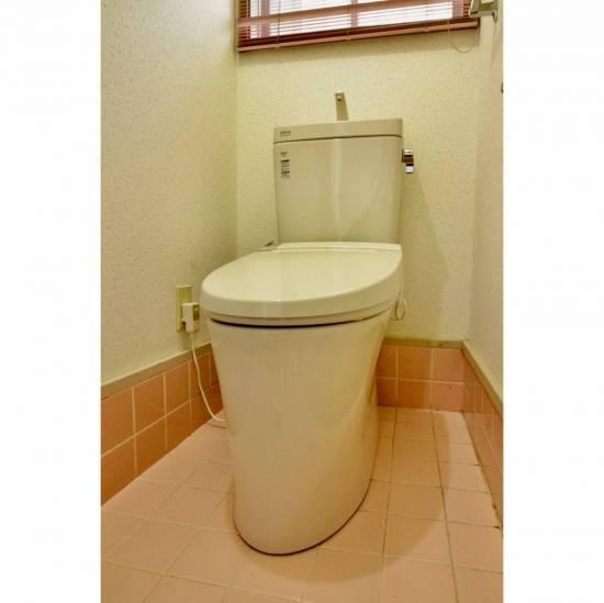 塚本住建のトイレが新しくなりました施工事例写真1