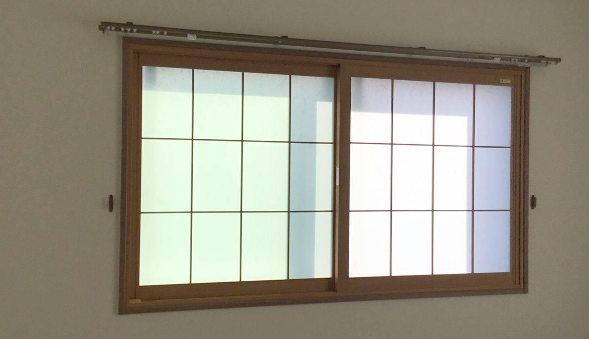 スルガリックス 静岡店の内窓を三か所取り付けました。の施工後の写真3