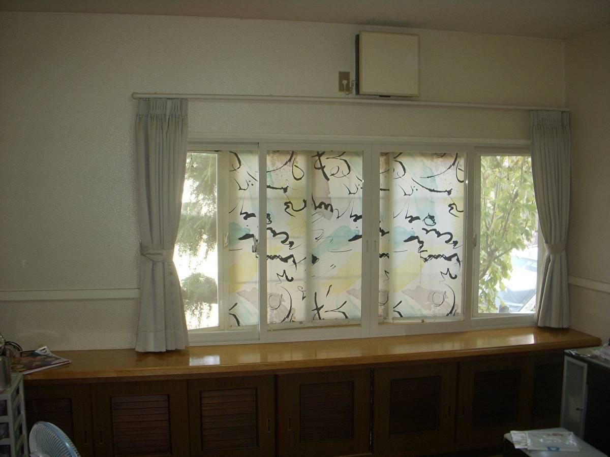 サトートーヨー住器の窓リフォーム インプラス取付の施工後の写真1