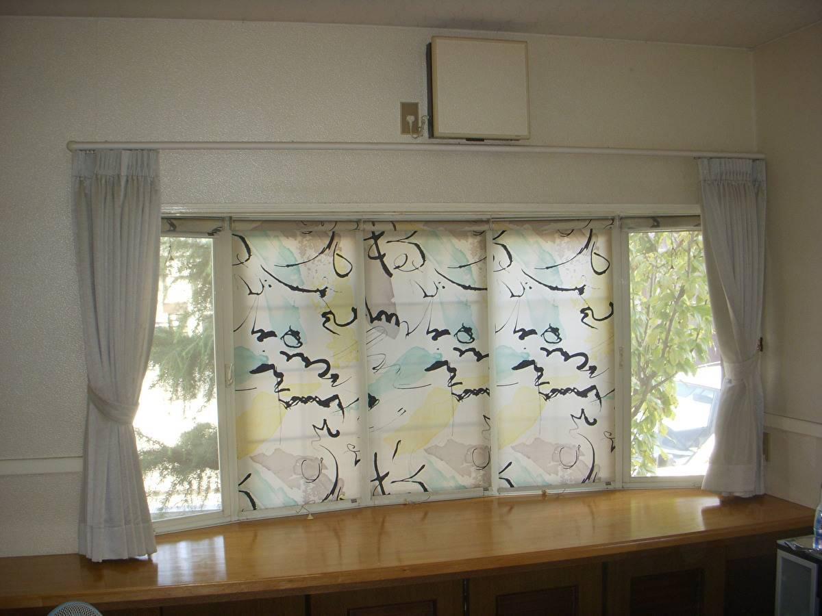 サトートーヨー住器の窓リフォーム インプラス取付の施工前の写真1