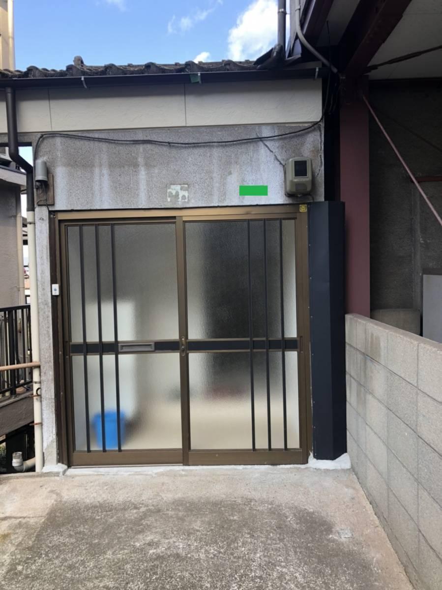 SHL呉のキャピア施工例の施工前の写真1