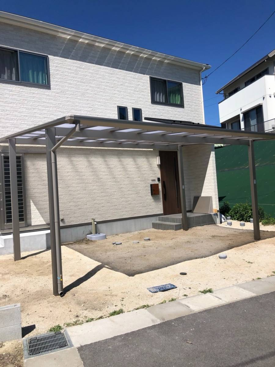 SHL呉のスピーネ施工例の施工後の写真1
