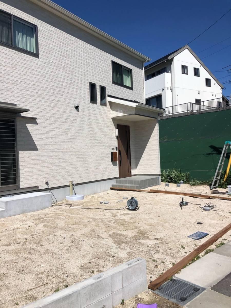 SHL呉のスピーネ施工例の施工前の写真1