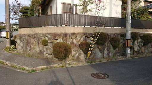 阪神北トーヨー住器のフェンス工事施工事例写真1