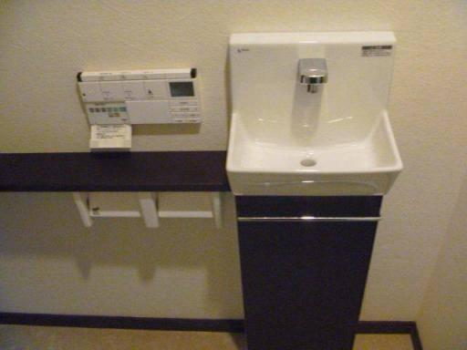 阪神北トーヨー住器のトイレ取替施工例の施工後の写真2