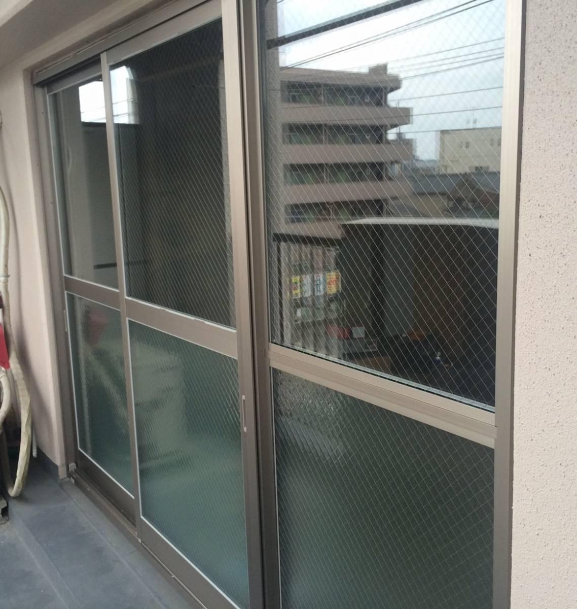 窓工房テラムラのマンションのガタガタな窓を短期間でリフォームしたいの施工後の写真1