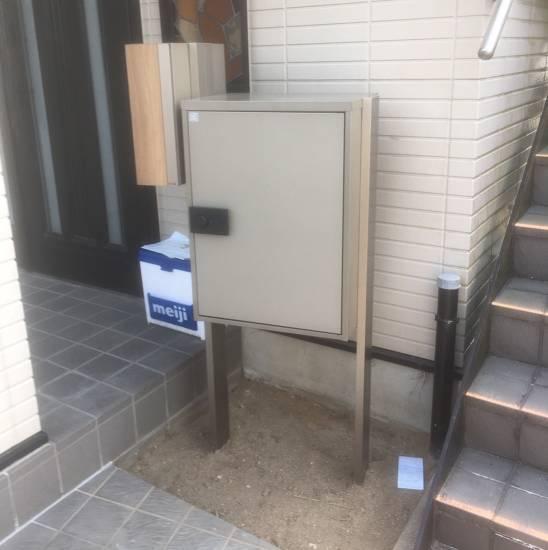 窓工房テラムラのポストが古くなったので新しくしたい施工事例写真1