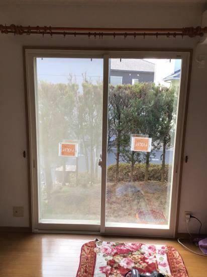 茂木トーヨー住器 宇都宮の暖かいリビングになりました。栃木県宇都宮市施工事例写真1