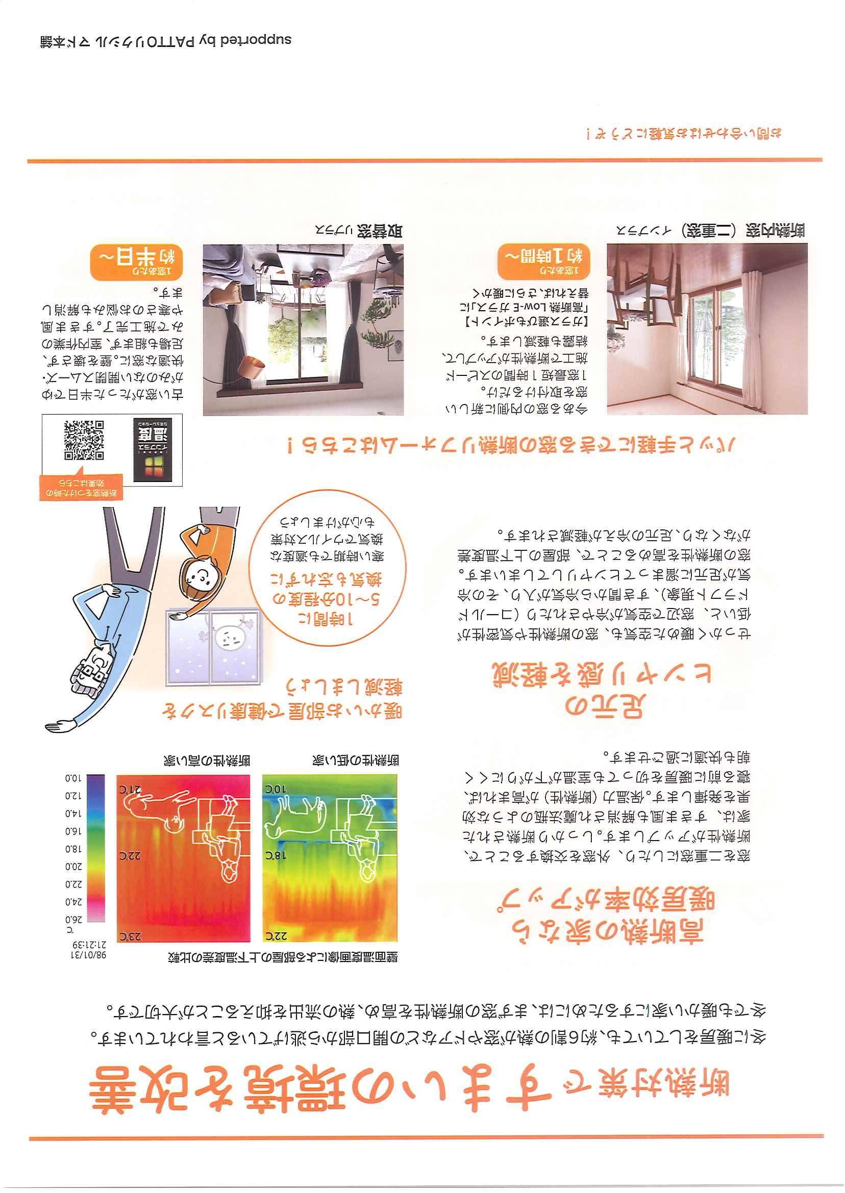 マド本舗 🐥すまいの健康・快適だより①号🐸 ヒロトーヨー住器の現場ブログ 写真2