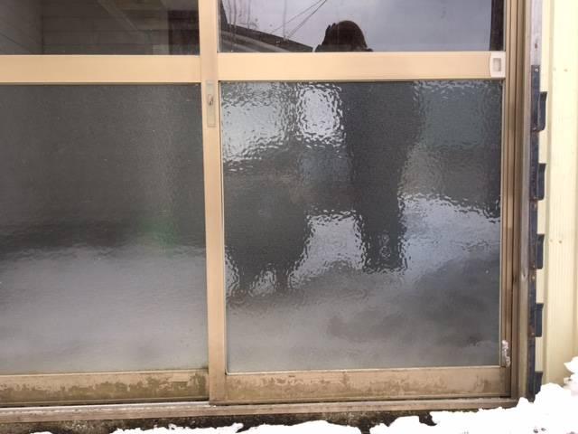 ガラス修理 ヒロトーヨー住器の現場ブログ 写真2
