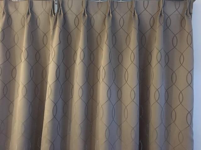 ヒロトーヨー住器のカーテンを付けたい 【ブランシェⅡ】の施工後の写真2