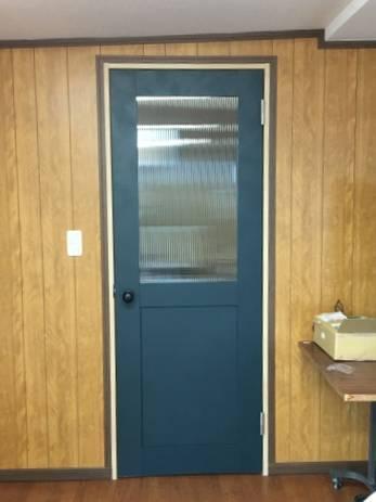 ヒロトーヨー住器のあなた好みの室内ドアを選んでみませんか? の施工後の写真1