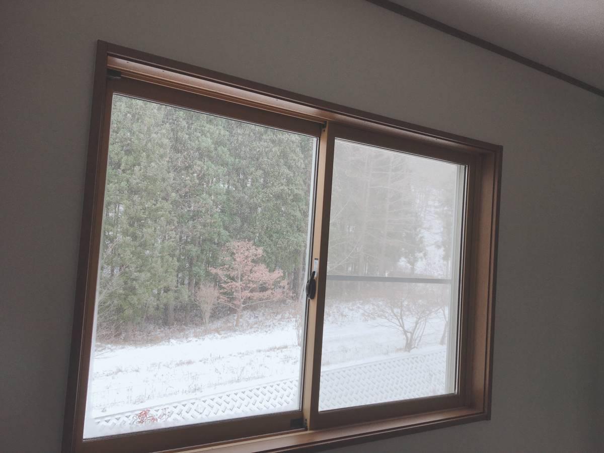 ヒロトーヨー住器のインプラス(内窓)施工例の施工前の写真1