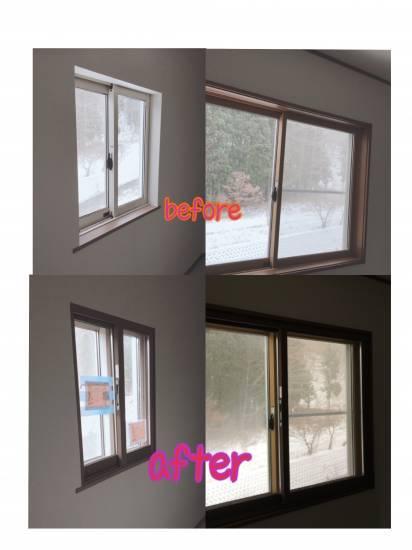 ヒロトーヨー住器のインプラス(内窓)施工例施工事例写真1