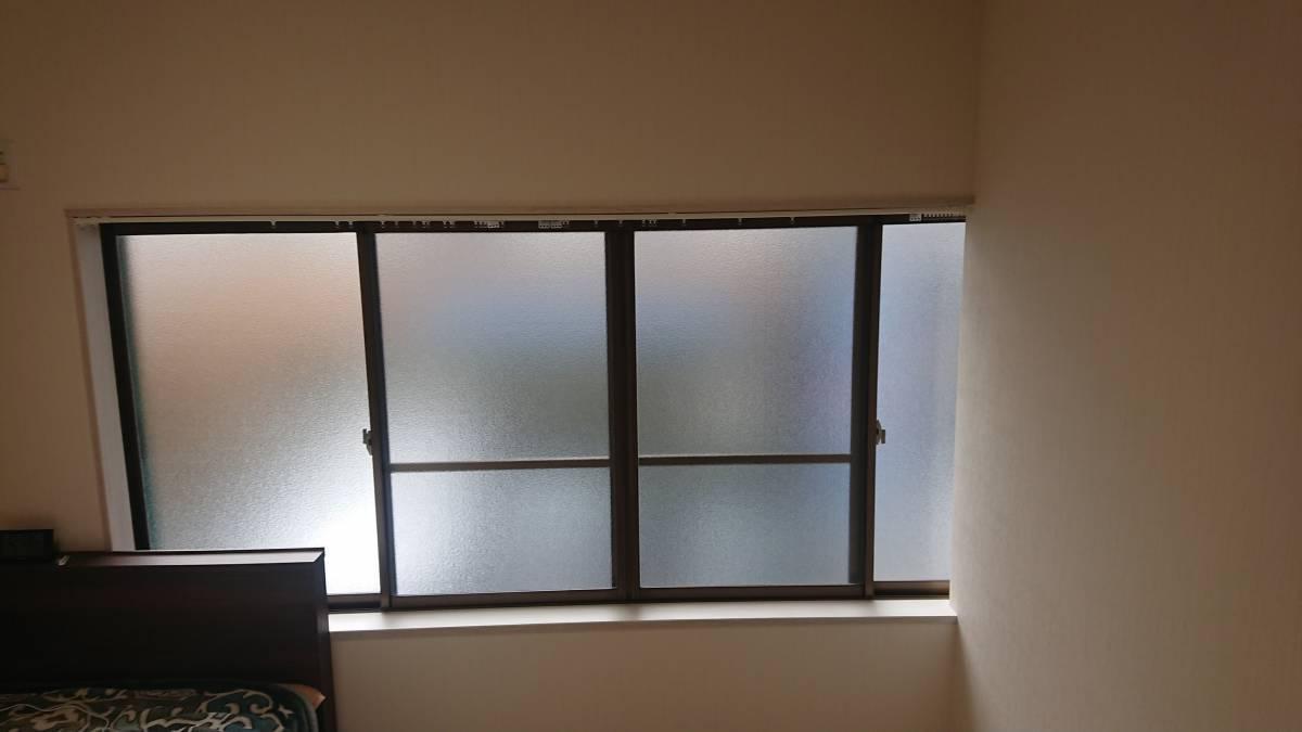 大東トーヨー住器の寒さ対策で内窓を取付 インプラス 大阪市の施工前の写真1