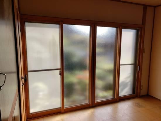 コーズトーヨー住器の内窓(インプラス)の取り付け施工事例写真1