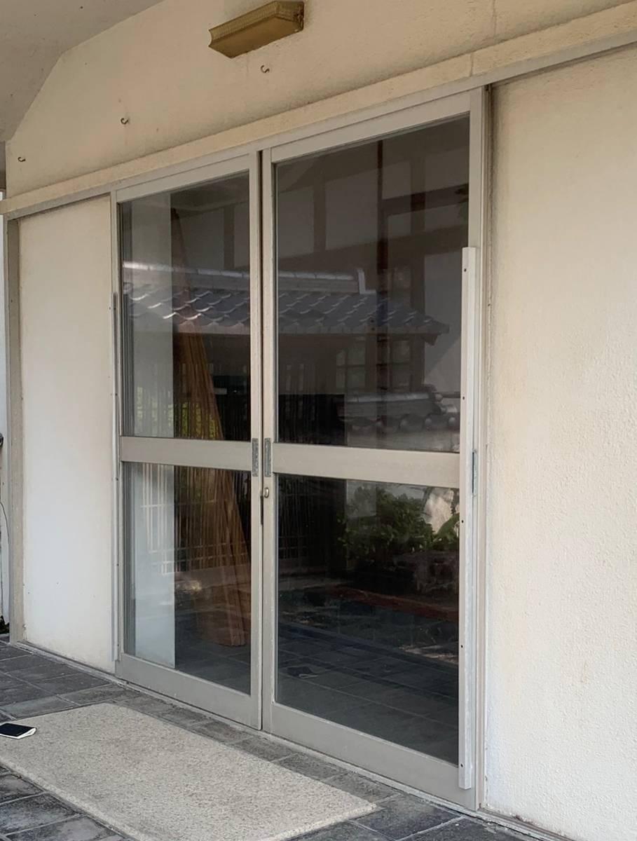 山下サッシトーヨー住器の【玄関】2回目のリシェントの施工前の写真1