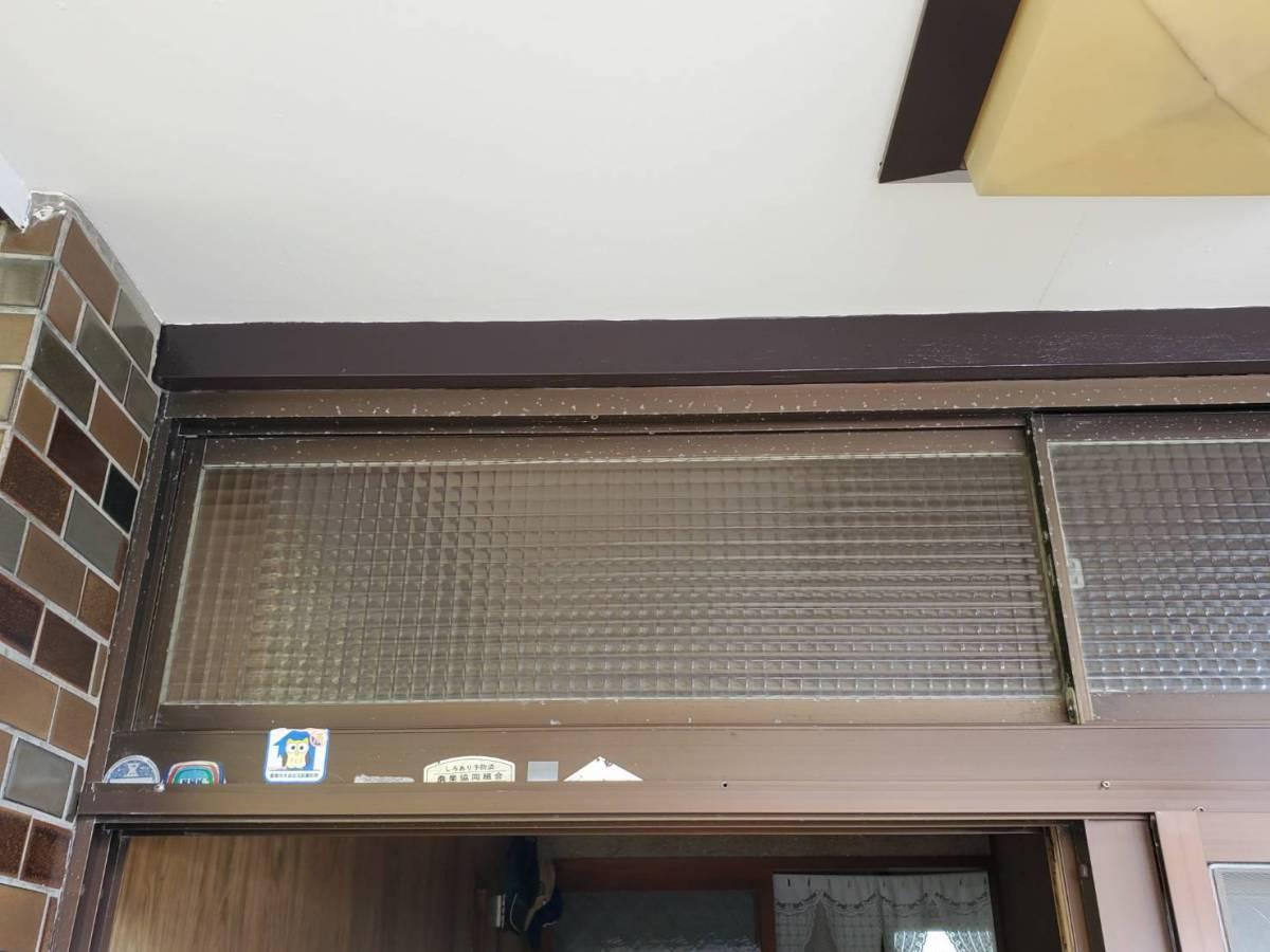 中嶋トーヨー住器の【1day施工】一日で可能!!玄関引戸の取替工事の施工前の写真3