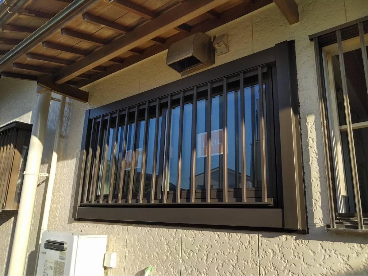 中嶋トーヨー住器の浴室窓の取替! 【1dayリフォーム】の施工後の写真1