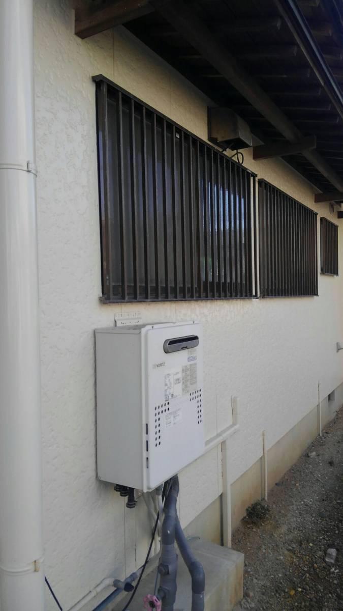 中嶋トーヨー住器の浴室窓の取替! 【1dayリフォーム】の施工前の写真1