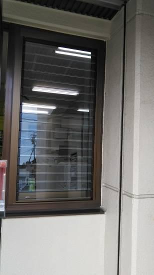 中嶋トーヨー住器のフロントサッシ改修 1DAYリフォーム施工事例写真1